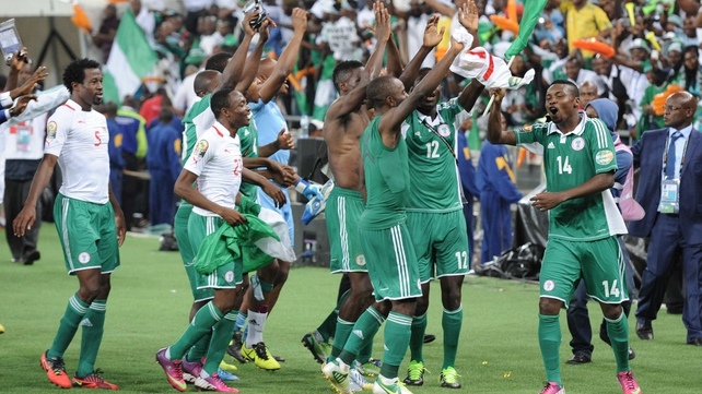 Nigeria justified the favourites tag in the decider