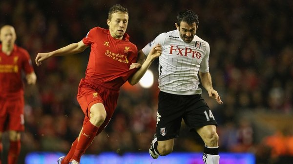 Lucas Leiva will feature for Liverpool against West Brom tonight