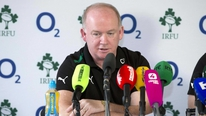 Declan Kidney looks forward to Ireland's Six Nations clash with Italy
