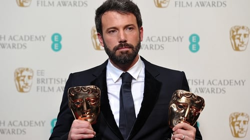 Affleck - Won Best Director for Argo, which was also named Best Film