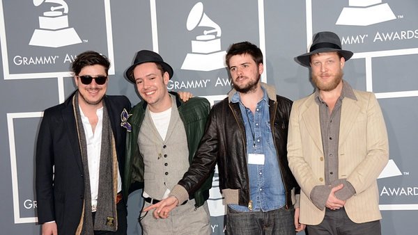 Mumford & Sons - Album of the Year for Babel