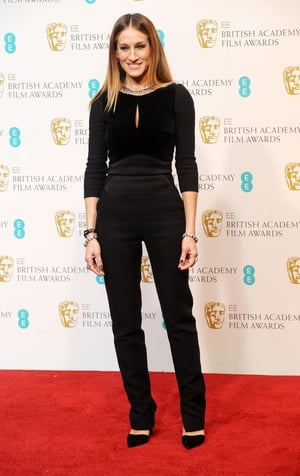 Sarah Jessica Parker dressed down