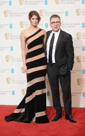 Presenters Gemma Arterton and Tim Roth