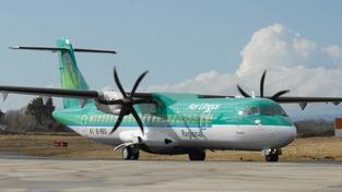 Aer Arann announces passenger rise and new routes