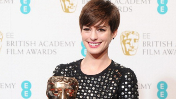 Anne Hathaway reveals celebrity crush