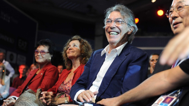 Massimo Moratti has expressed concern at more racist chanting in Italy