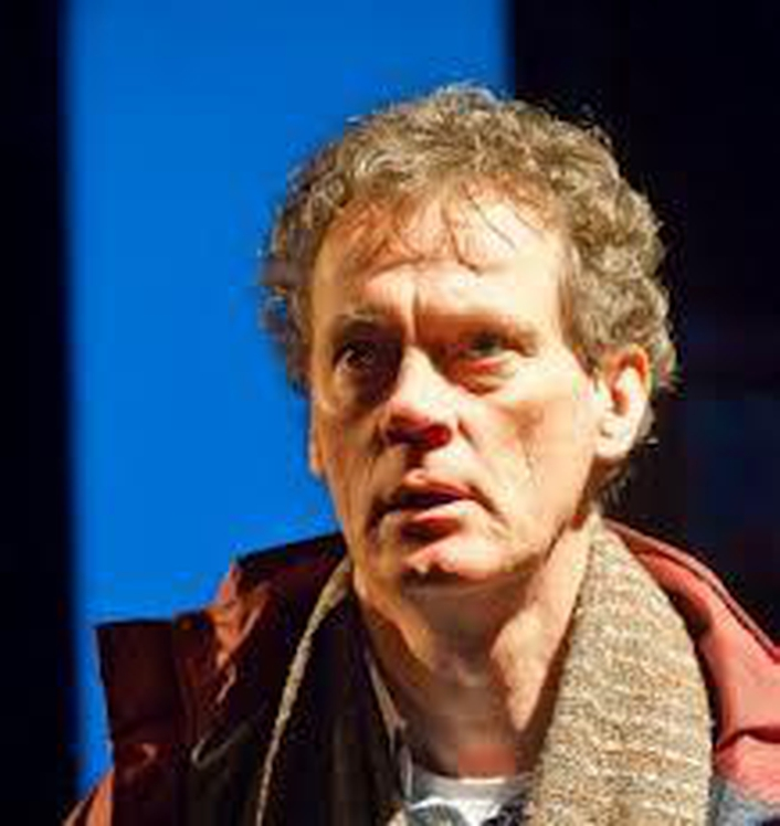 Playwright Andy Hinds