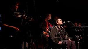 Fergus O'Farrell onstage