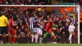 Liverpool beaten by the Baggies