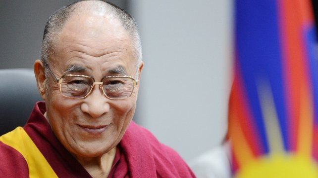 Dalai Lama will be the guest of Children in Crossfire