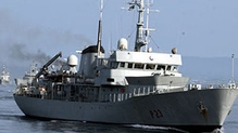 Naval Service vessel LÉ Aisling set to join search
