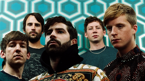 Foals - Live DVD out on Friday October 25