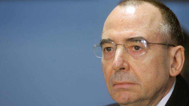 A file picture taken 24 January 2006 in Rome shows Italian Intelligence agency (SISMI) chief Nicolo Pollari