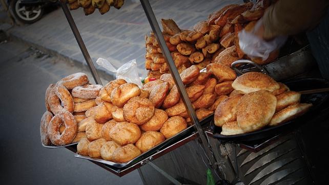 Doughnuts in Hoi An