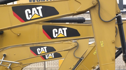 Caterpillar is creating 200 jobs at the Springvale industrial estate