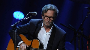 Eric Clapton - an aunt's affection celebrated in an album title