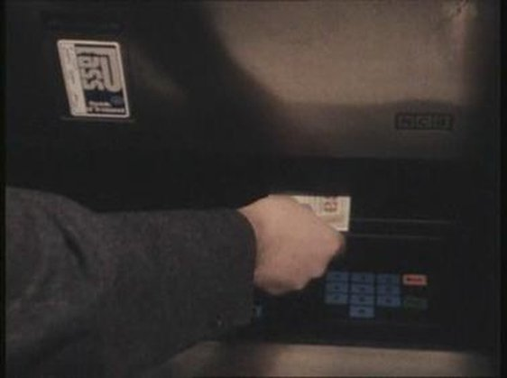 Bank of Ireland ATM 1980