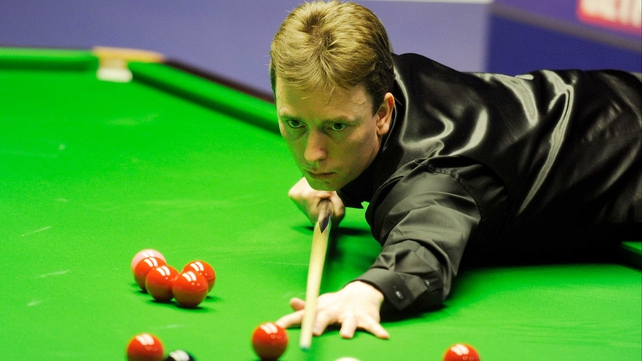 Ken Doherty lost out in a final-frame decider