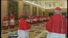 Pope will play no part in choosing successor