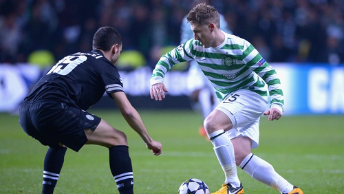 Kris Commons's goal helped Celtic to all three points