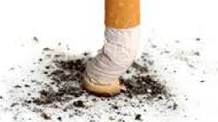 No Smoking Day - Ann Phelan, Labour TD for Carlow Kilkenny