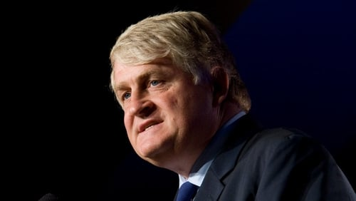 Counsel for Denis O'Brien said the property at Raglan Road in Dublin 4 was purchased as an investment
