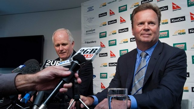Bill Pulver is not aware of any evidence that there is doping in Australian rugby union