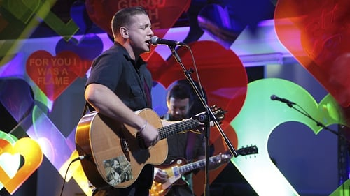Damien Dempsey - On Other Voices on RTÉ Two tonight, Wednesday February 13, at 11:00pm