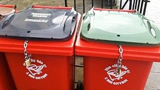 Bin Locks & Mortgage Advice