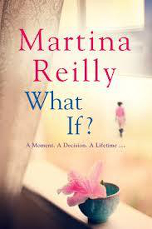 Author Martina Reilly