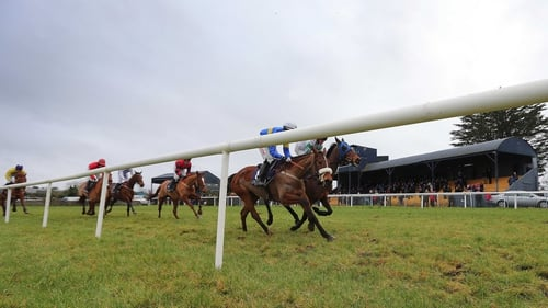 Action at Thurles is set to get underway at 2.20