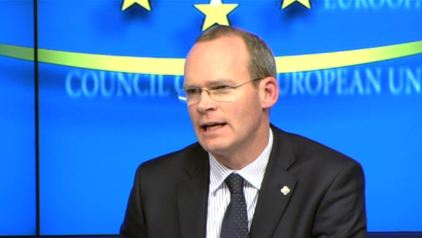 Minister Simon Coveney called a meeting of ministers to try to find a Europe-wide solution to the ongoing controversy