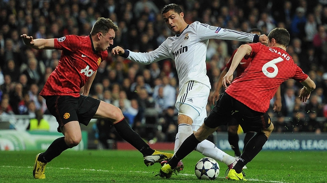 It's advantage United ahead of the return leg on 5 March