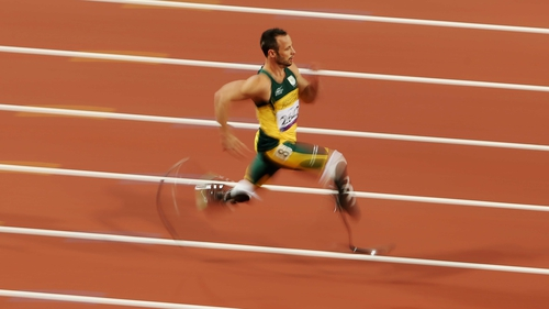 Oscar Pistorius has won six Paralympic gold medals