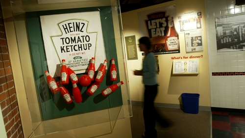Heinz says $23 billion deal is the largest ever in the food industry