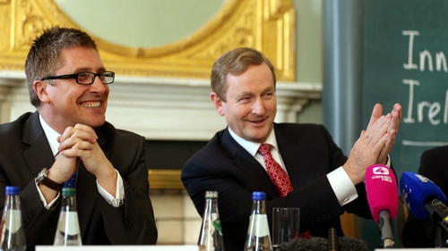 Enda Kenny said the announcement is a major jobs boost for Dundalk and the northeast