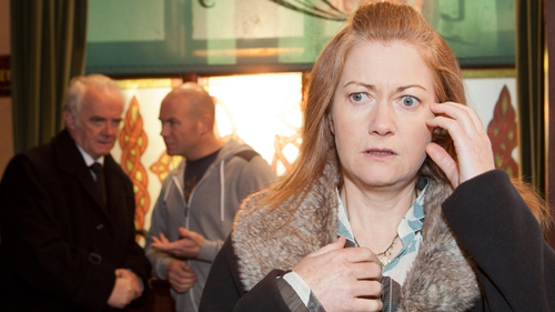 Frances is horrified this week on Ros na Rún