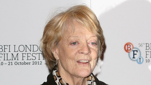 Maggie Smith has never watched Downton Abbey