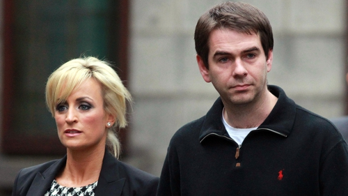 Seán Quinn Jnr has indicated he is prepared to sell the home he shares with his wife Karen Woods