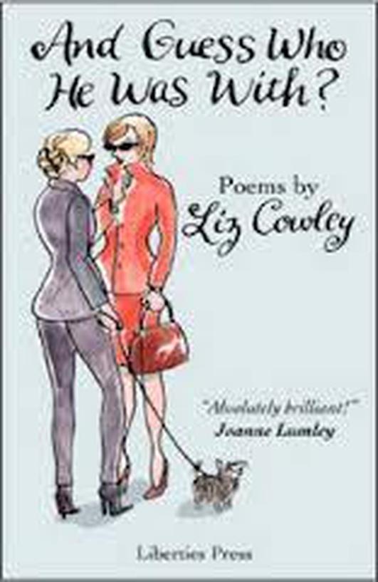 Author Liz Cowley