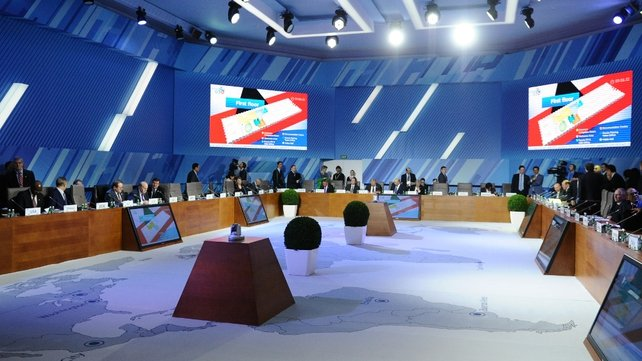 "G20 summit debate on the health of the world economy was ""difficult''"