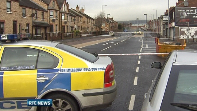 Two men are in a serious but stable condition following the attack