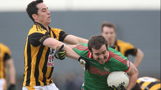 St Brigid's are through to the final after a one-point win over Crossmaglen