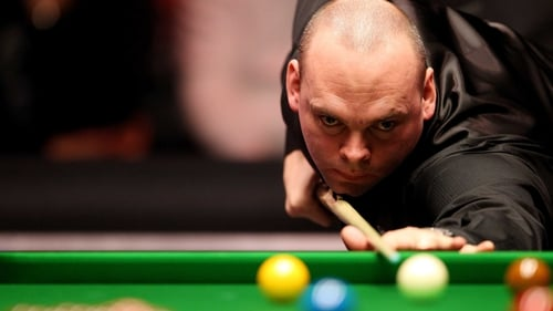 Stuart Bingham knocked out Ken Doherty on Friday