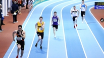 Gary Moran reports on day one of the Indoor Athletics Championships in Athlone.