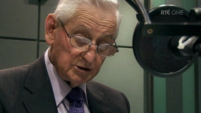 Seán Óg Ó Ceallacháin spent over 60 years on the airwaves