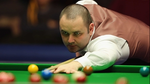 Stephen Maguire is into the last eight at the UK Championship