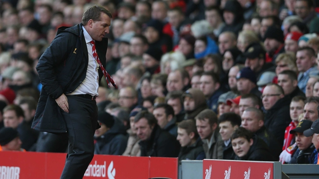 Brendan Rodgers: 'We're building something sustainable'