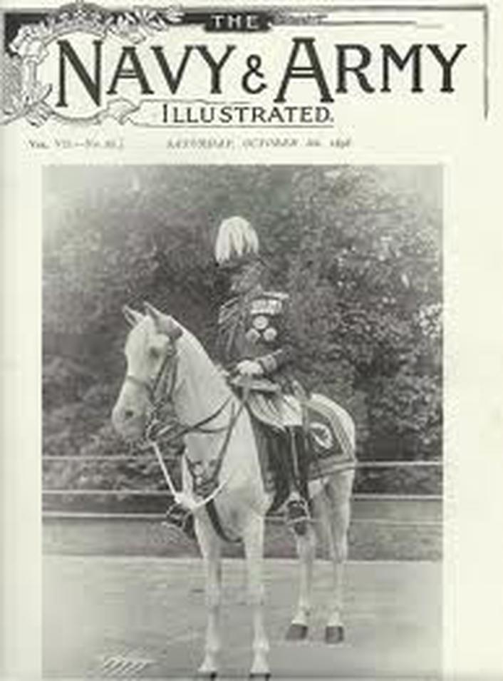 Vonolel - Dublin's War Horse