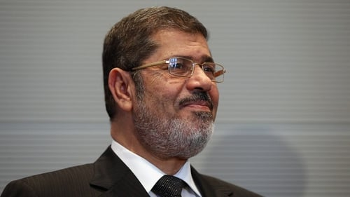 Mohammed Mursi gave an uncompromising speech ahead of planned mass rallies against Islamist rule